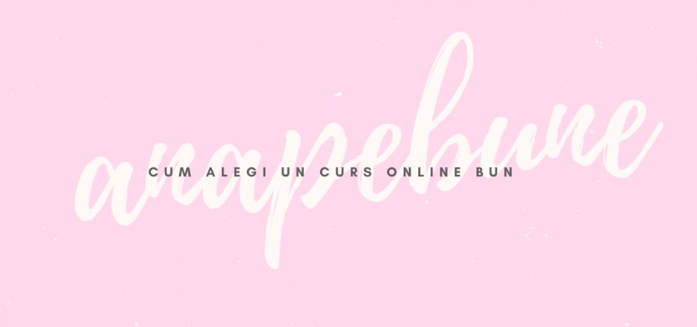 curs online 2